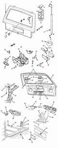 Xj Cherokee Liftgate Parts
