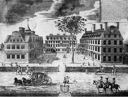 Harvard University History College Rank Into Getting