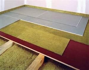 Estrichplatten Mit Dämmung : unterb den aus trocken oder nassestrich altbau boden ~ Michelbontemps.com Haus und Dekorationen