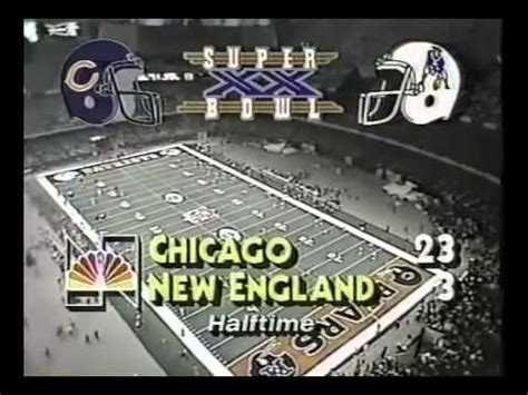 super bowl xx youtube