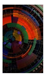 circle, Symmetry, Digital Art, Colorful, Lines, Abstract ...