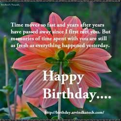 Happy Birthday Wishes Old Friend