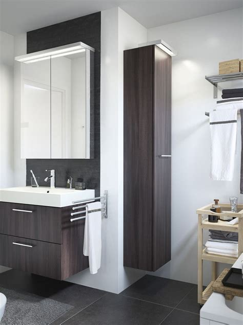 Kleines Badezimmer Ikea by Kleines Badezimmer Einrichten Ikea Kreative
