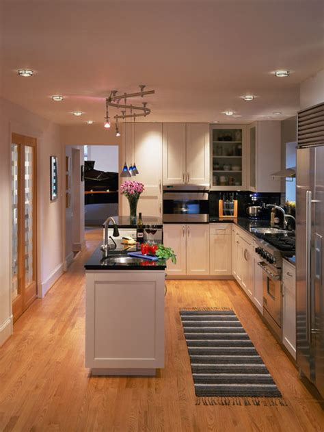 narrow kitchen layout ideas pictures remodel  decor