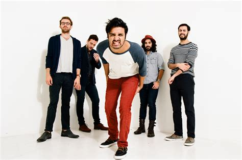 Young The Giant Happy With 'glee' Moment Billboard