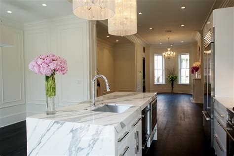 marble kitchen islands marble kitchen island kitchen modern with brownstone