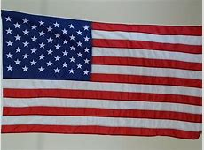 USA COMMERCIAL GRADE NYLON FLAGS 3X5' to 30X60' Flags