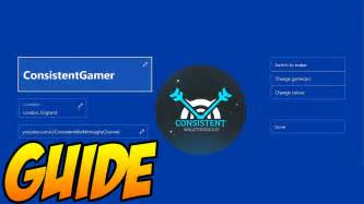 How To Upload A Custom Image As Your Gamerpic For Xbox Live Via Xbox One Xbox Update How To