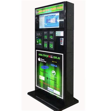 phone buying kiosk lockable cell phone charging kiosk buy from beijing
