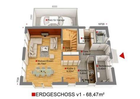 Danwood Hausbau by Dan Wood Family 134 Floor Grundrisse