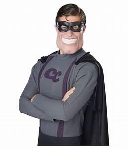 Super, Dude, Hero, Mens, Mask