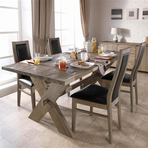 rustic dining room table for country rustic dining room sets home decor 9263