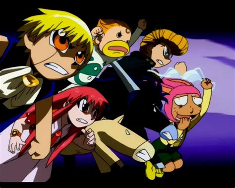 zatch bell zatchbell company tio wallpapers gash deviantart anime coloring pages kiyomaro zerochan tv movies wallpapercave explore