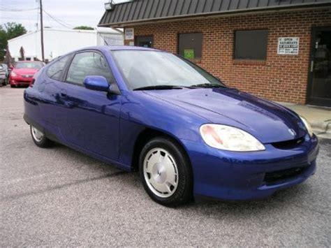 2001 Honda Insight by Find Used 2001 Honda Insight In Raleigh Carolina