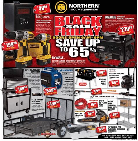 black friday tool cabinet deals northern tool 2014 black friday ad black friday archive