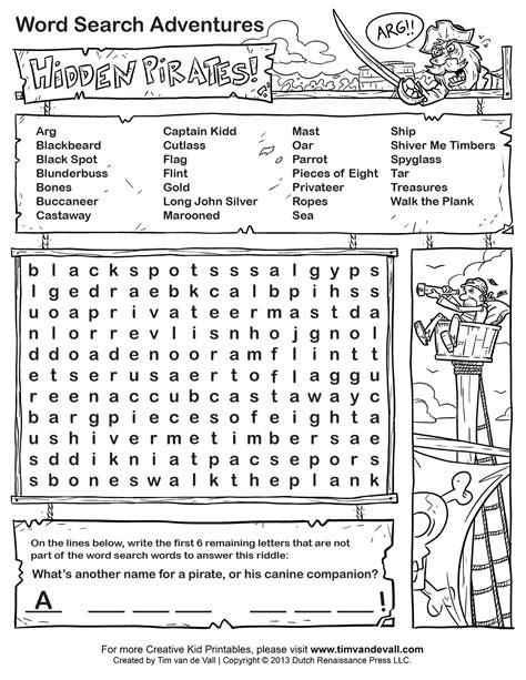 revolutionary free wordsearches for printable word
