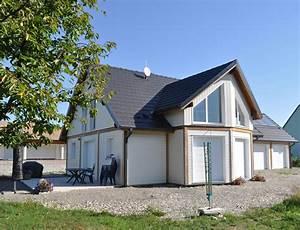 Ossature Bois Maison : maison familial ossature bois nos maisons ossatures bois ~ Melissatoandfro.com Idées de Décoration