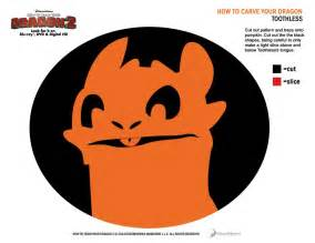 Free Toothless Pumpkin Carving Patterns by Toothless How To Train Your Dragon Pumpkin Carving