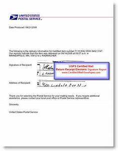 business letter format via electronic mail sample With mail a letter online usps
