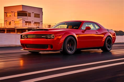 It?s Here! EVERY Detail On The 9 Second Dodge SRT Demon