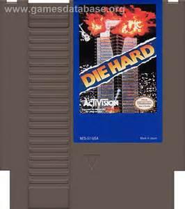 Die Hard NES Game
