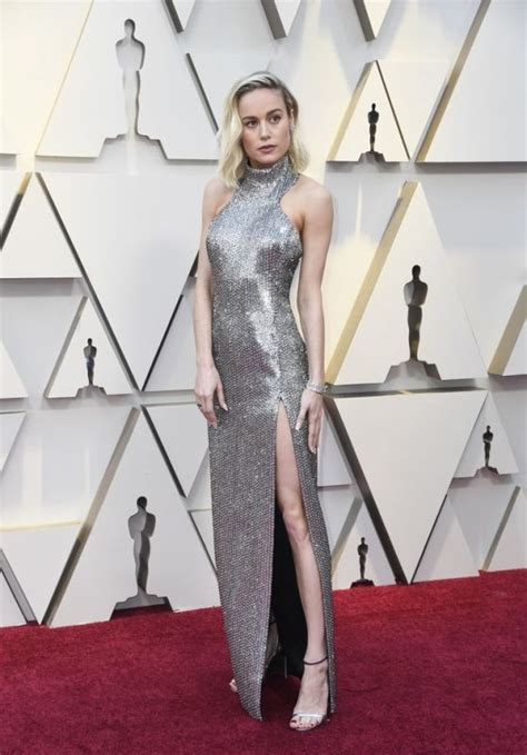 Brie Larson Red Carpet