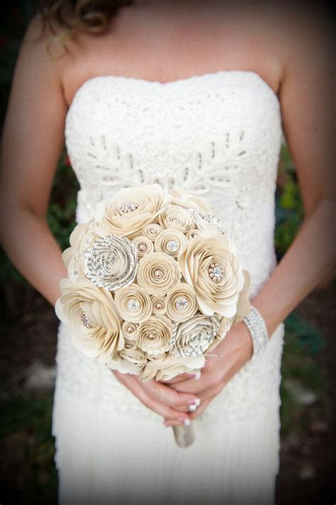 wedding paper flowers wedding flair