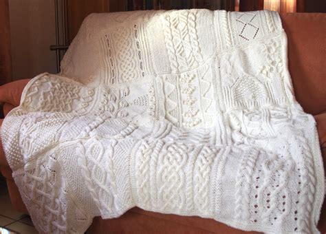 modele de plaid a tricoter gratuit tricoter un plaid en