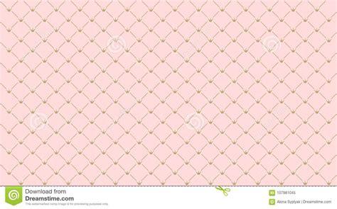 seamless girlish patterngold crown  pink background
