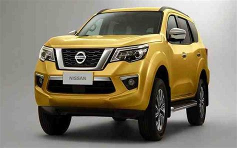 Nissan Terra 2020 by Nissan Terra 2020 News Reviews Photos