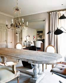 Rustic Chic Dining Room Ideas by Earthy Chic Rustic Dining Room Tables Megan Morris