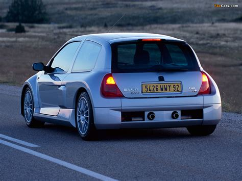 Renault Clio V6 For Sale  Image #158