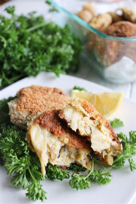 artichoke crab cakes  cashew tartar sauce