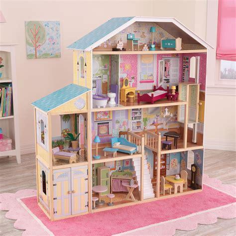 kidkraft majestic  story mansion dollhouse  toy
