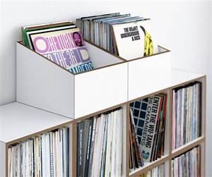 Schallplatten Regal Ikea : stocubo schallplatten flip trough box auf regalsystem dj pinterest schallplatte box und regal ~ Markanthonyermac.com Haus und Dekorationen