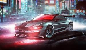 Wallpaper Cyclops, X-Men, Ford, Shelby, Mustang GT350R, HD