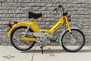 Reconditioned  1976 Yellow Puch Maxi  Sold