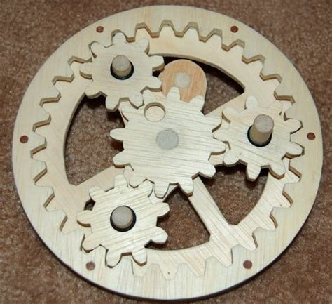 planetary gear ratio calculations
