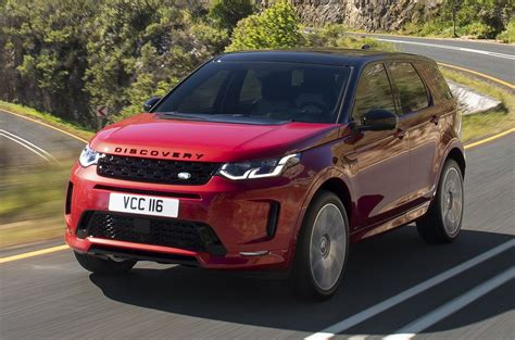 2020 Land Rover Sport by 2020 Land Rover Discovery Sport Revealed Price Specs And