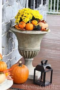 Outdoor, Fall, Decor