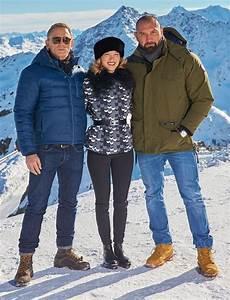 Vetement Grand Froid Canadien : daniel craig vainc le froid pendant le tournage de 007 ~ Dode.kayakingforconservation.com Idées de Décoration