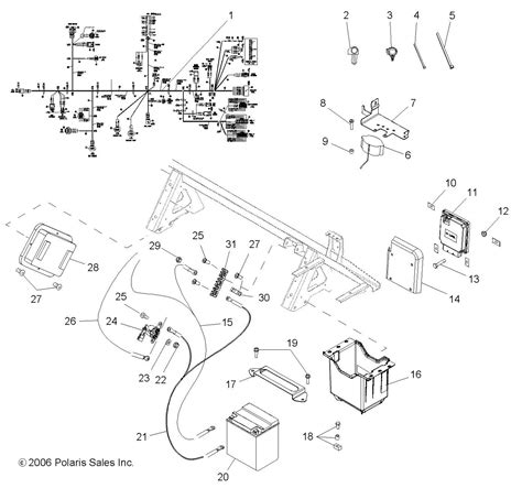 Polaris Sportsman Efi Wiring Diagram