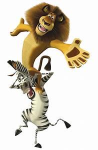 Cartoon Characters: Madagascar  Cartoon