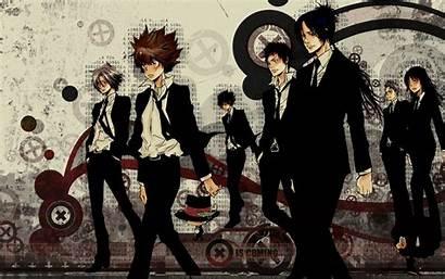 Reborn Hitman Katekyo Wallpapers Anime Background