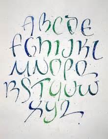 Girl Tattoo Alphabet Fonts Lettering
