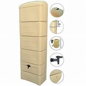 Recupérateur Eau De Pluie : r cup rateur eau 300l r cup rateur d eau ~ Dailycaller-alerts.com Idées de Décoration