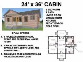 cabin floorplans 24 x 36 cabin floor plans free house plan reviews
