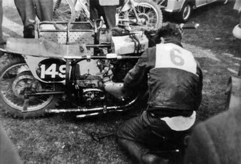 1965 Grass Track Racing Classic Motorcycle Pictures