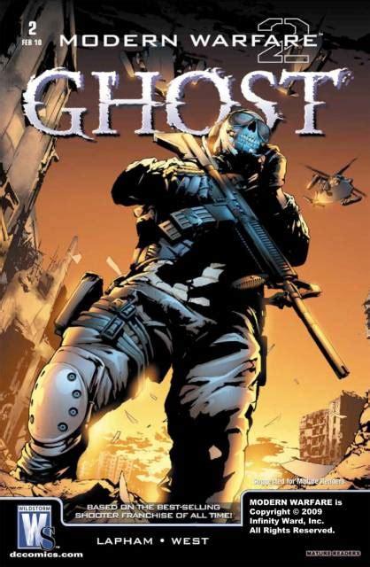Modern Warfare 2 Ghost Volume Comic Vine