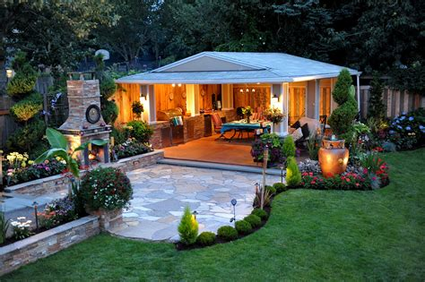 35 Outdoor Living Space For Your Home